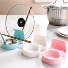 廚房用品鍋蓋架 多功能 置物架 鍋鏟 湯勺 湯匙 飯匙 砧板 防漏 瀝水 衛生【J186】米菈生活館
