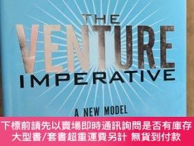 二手書博民逛書店The罕見Venture Imperative:A NEW MODEL FOR CORPORATE INNOVAT
