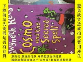 二手書博民逛書店Cosmo罕見and the Secret Spell, Ree
