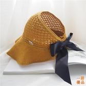 優一居 草帽 帽子 百搭 遮陽 戶外 遮臉 太陽帽 防曬 可折疊 漁夫帽 草帽