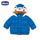 chicco-外套-動物造型連帽外套-熊