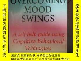 二手書博民逛書店Overcoming罕見Mood Swings 克服情緒波動Y3
