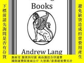 二手書博民逛書店Adventures罕見Among BooksY410016 Andrew Lang Start Classi