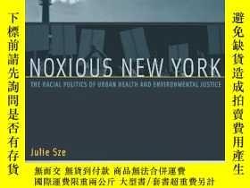 二手書博民逛書店Noxious罕見New YorkY256260 Julie Sze Mit Press 出版2007