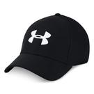 Under Armour- Blitz棒球帽(黑色/白色)