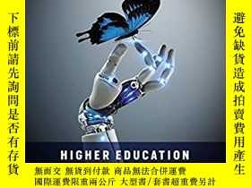 二手書博民逛書店Robot-Proof:罕見Higher Education i