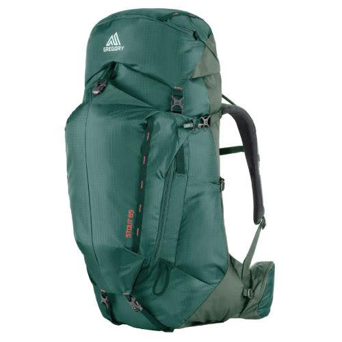 GREGORY Stout 65系列登山包(男M).森林綠 1465025133902
