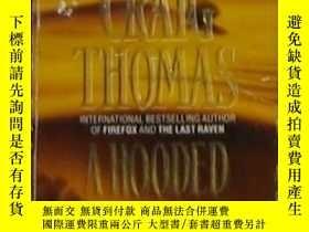 二手書博民逛書店【8新】《罕見A Hooded Crow 》 Craig Tho