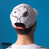 STAYREAL X PEANUTS 史努比變身老帽