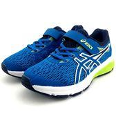 《7+1童鞋》ASICS 亞瑟士 1014A006-402 GT-1000 透氣吸震 慢跑鞋 運動鞋 5165 藍色