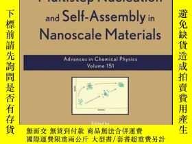 二手書博民逛書店Kinetics罕見and Thermodynamics of Multistep Nucleation and