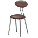 餐椅 FB-852-13 咖啡同心椅【大眾家居舘】