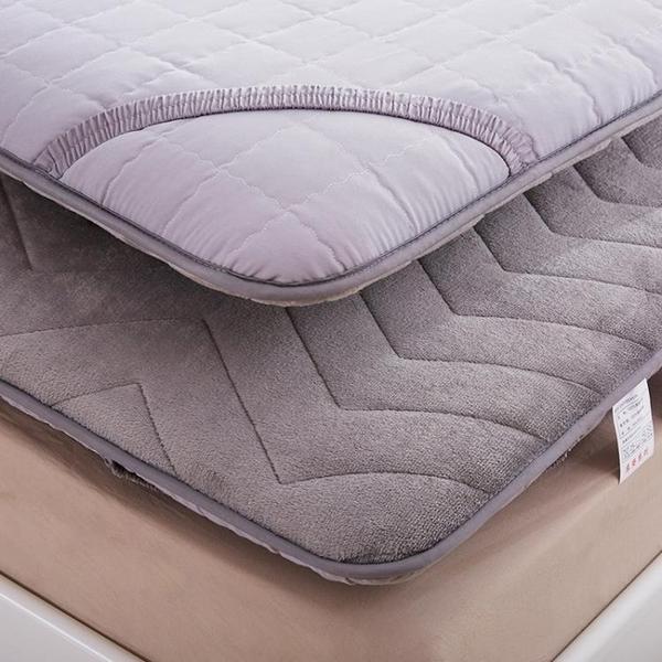 加厚床墊1.8m床褥子1.5x2.0可折疊雙人榻榻米墊子2米防潮1.2m睡墊  依夏嚴選
