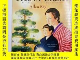 二手書博民逛書店Tree罕見of CranesY19139 Allen Say