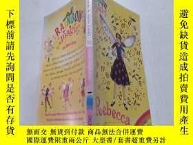 二手書博民逛書店rebecca罕見the rock n roll fairy 搖滾仙女麗貝卡.Y200392