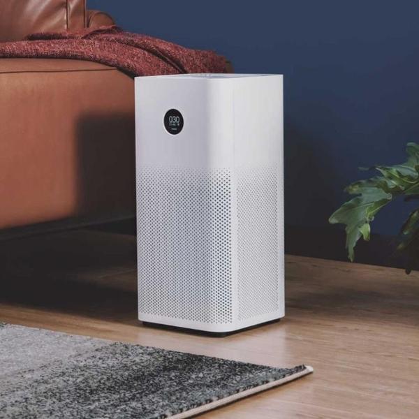 空氣凈化器3 家用小型除甲醛米家凈化器辦公室臥室客廳除霧霾快速出貨