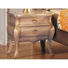 床頭櫃 SB-511-1 羅登法式香檳色床頭櫃【大眾家居舘】