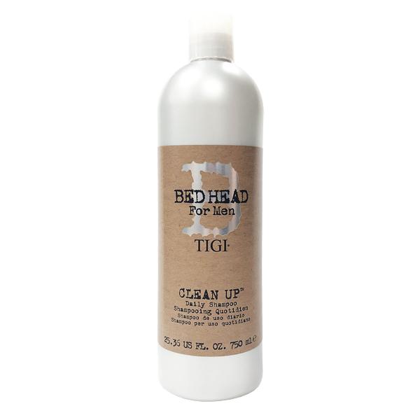 美國 TIGI Bed Head 沙龍級洗髮精 Clean Up 每日純淨款 750ml