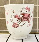 【震撼精品百貨】Hello Kitty 凱蒂貓~三麗鷗KITTY日本泡茶杯/茶杯-櫻花#31221