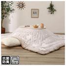 ●使用抗菌防臭棉 ●可使用洗衣機清洗  正方形 ■適用暖桌桌板大小 60-90c