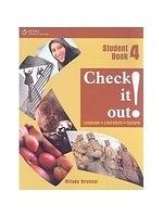 二手書博民逛書店《Check It Out! Book 4》 R2Y ISBN:
