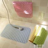 浴室防滑地墊 衛生間廁所衛浴淋浴進門洗澡防水墊子門墊踩腳墊YYP  蓓娜衣都