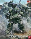組裝模型 1/20 裝甲騎兵 眼鏡獵犬 OVA版 裴爾森密件 TOYeGO 玩具e哥