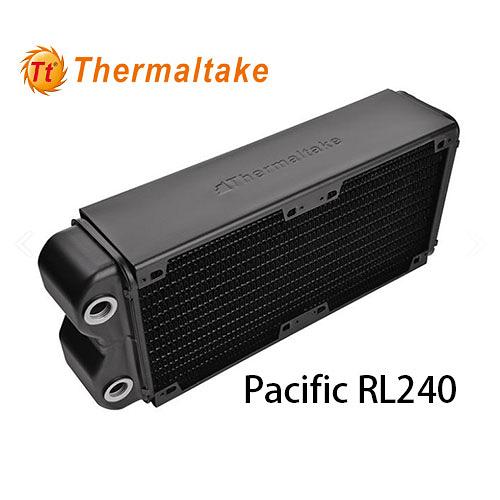 Thermaltake 曜越 Pacific RL240 Radiator 水冷排