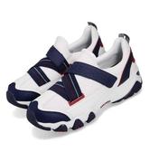 SKECHERS系列-D LITES 2.0 女款藍白色運動休閒鞋 -NO.12978WNVR