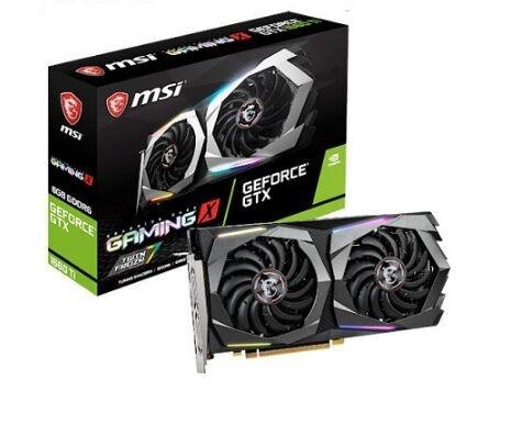 微星 GeForce GTX 1660 Ti GAMING X 6G【刷卡含稅價】
