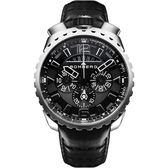 BOMBERG 炸彈錶 BOLT-68 無限黑洞計時手錶-/45mm BS45CHSS.050-8.3