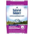 ◆MIX米克斯◆美國NB.Natural Balance地瓜鹿肉全犬低敏配方【22磅】