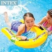 【INTEX】游泳學校POOL SCHOOL-STEP 3充氣浮排(58167)