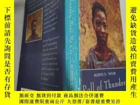 二手書博民逛書店roll罕見of thunderw hear my cry 聽到我的哭聲..,Y200392