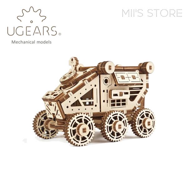 烏克蘭 UGEARS 木製自走模型 - Ugears 火星小車車 Mars buggy