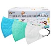 台灣優紙 成人3D醫療口罩(細繩款)50枚【小三美日】隨機出貨