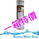 【Banana Water Shop】EVERPOLL CTO 活性碳濾心 EVB-C100A 公司貨【一箱25支】