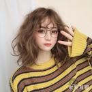 羊毛卷假髮 2020新款女可愛短卷髮玉米...
