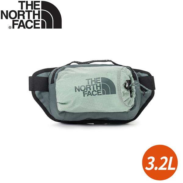 【The North Face 3.2L 便捷休閒腰包《綠松石》】52RW/小包/側背包/休閒包/多功能腰包