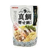 日本 丸三 真鯛海鮮鍋湯底 750g 3~4人份
