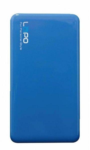{光華新天地創意電子} 【LAPO】超足量 7000mAh 輕薄大容量行動電源 - 藍色   喔!看呢來