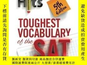 二手書博民逛書店Direct罕見Hits Toughest Vocabulary