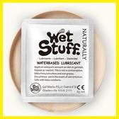 領95紅包澳洲進口Wet Stuff 植物提取天然成分情趣水性滋潤潤滑液隨身包4ML單包 野戰車床族必備