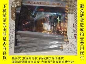 二手書博民逛書店環太平洋設定集罕見Pacific Rim Man Machine