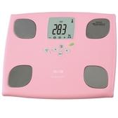 Tanita十合一減重模式體組成計BC-750 淺粉色