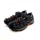 MERRELL 戶外越野涼鞋 HYDRO H2O HIKER SANDAL《7+1童鞋》 C153黑色