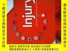 二手書博民逛書店Injury罕見International Journal of the Care of the Injured0