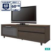 ◎電視櫃 COPAIN 150LB DBR3 NITORI宜得利家居