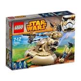 75080【LEGO 樂高積木】星際大戰 AAT 裝甲強襲坦克