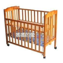 [家事達] Mother's Love 4856高級折合中床 +嬰兒床圓型蚊帳 特價